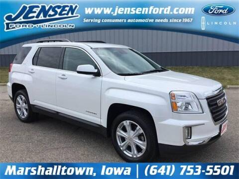 2017 GMC Terrain for sale at JENSEN FORD LINCOLN MERCURY in Marshalltown IA