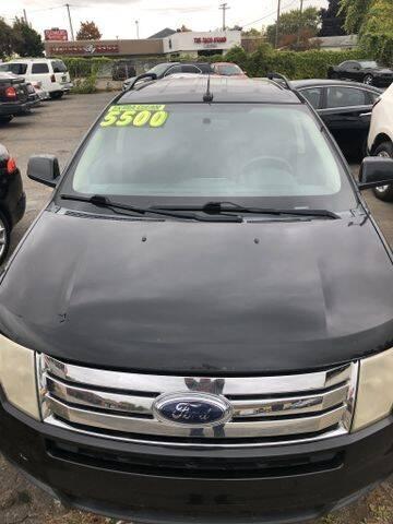 2010 Ford Edge for sale at Al's Linc Merc Inc. in Garden City MI