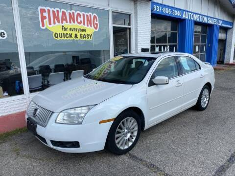 2009 Mercury Milan for sale at AutoMotion Sales in Franklin OH