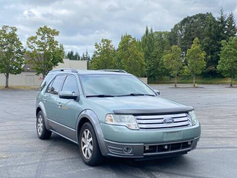 2008 Ford Taurus X for sale at H&W Auto Sales in Lakewood WA