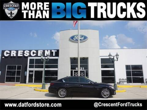 2018 Infiniti Q50 for sale at Crescent Ford in Harahan LA