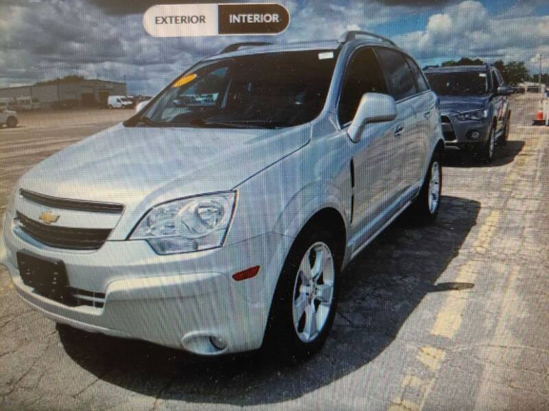 2014 Chevrolet Captiva Sport for sale at Auto Solutions of Rockford in Rockford IL