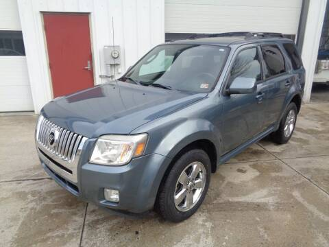 2011 Mercury Mariner for sale at Lewin Yount Auto Sales in Winchester VA