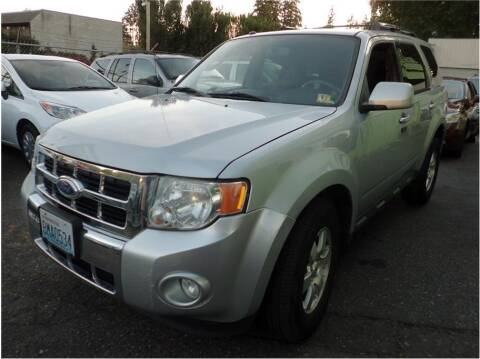 2011 Ford Escape for sale at Klean Carz in Seattle WA