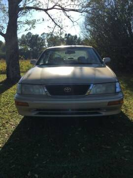 1996 Toyota Avalon for sale at Murphy MotorSports of the Carolinas in Parkton NC