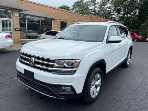 2018 Volkswagen Atlas for sale at Auto Galaxy Inc in Grand Rapids MI