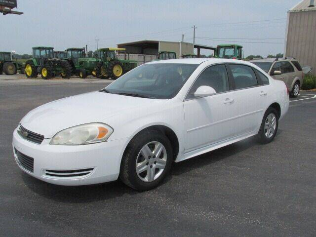 2010 Chevrolet Impala for sale at 412 Motors in Friendship TN