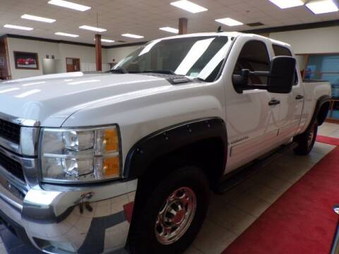 2008 Chevrolet Silverado 2500HD for sale at Adams Auto Group Inc. in Charlotte NC