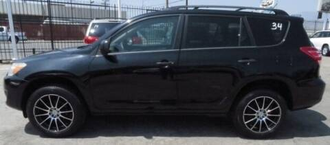 2012 Toyota RAV4 for sale at Luxor Motors Inc in Pacoima CA