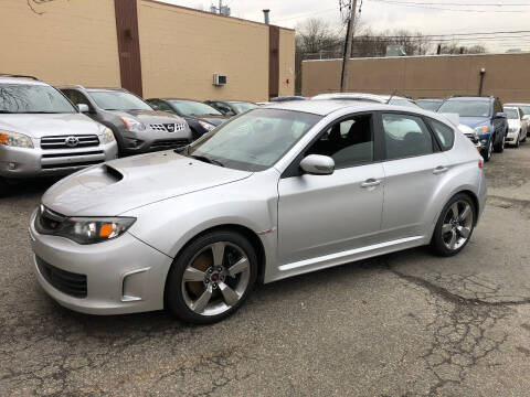 2008 Subaru Impreza for sale at Matrone and Son Auto in Tallman NY