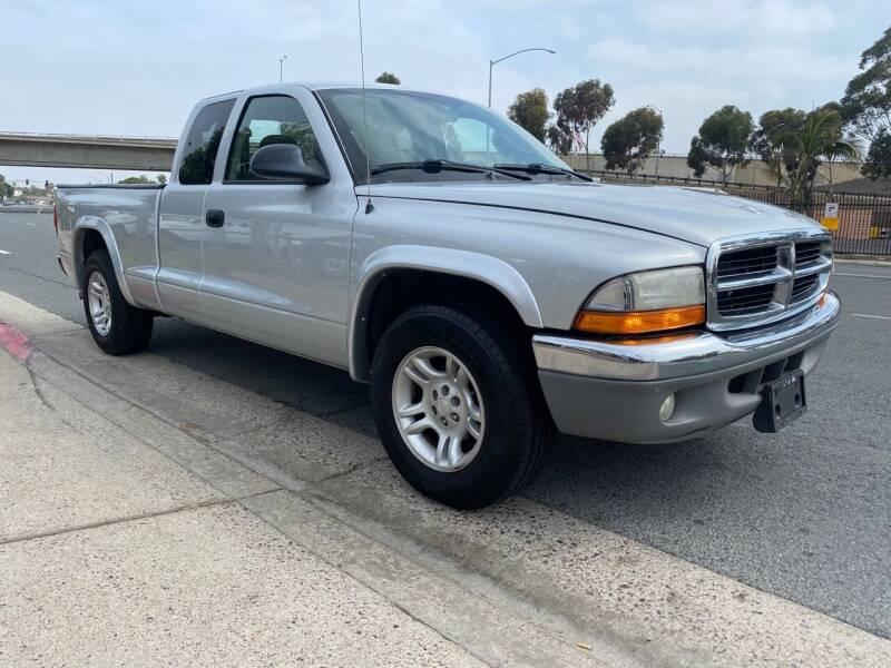 2004 Dodge Dakota for sale at Beyer Enterprise in San Ysidro CA