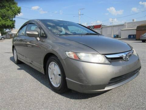 2007 Honda Civic for sale at Cam Automotive LLC in Lancaster PA