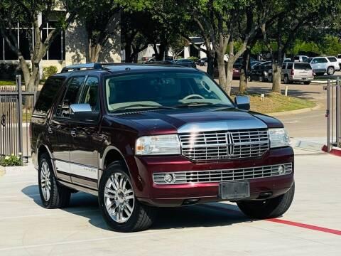 2010 Lincoln Navigator for sale at Texas Drive Auto in Dallas TX