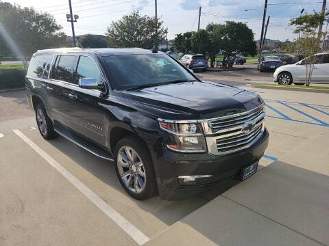 2018 Chevrolet Suburban for sale at JOE BULLARD USED CARS in Mobile AL