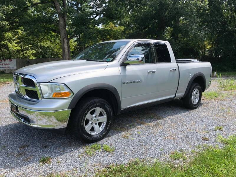 2012 RAM Ram Pickup 1500 for sale at Manny's Auto Sales in Winslow NJ