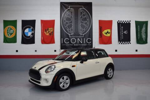 2016 MINI Hardtop 2 Door for sale at Iconic Auto Exchange in Concord NC