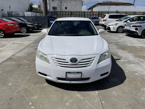 2007 Toyota Camry for sale at Hunter's Auto Inc in North Hollywood CA