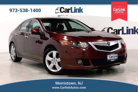2010 Acura TSX for sale at CarLink in Morristown NJ
