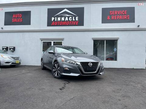2019 Nissan Altima for sale at Pinnacle Automotive Group in Roselle NJ