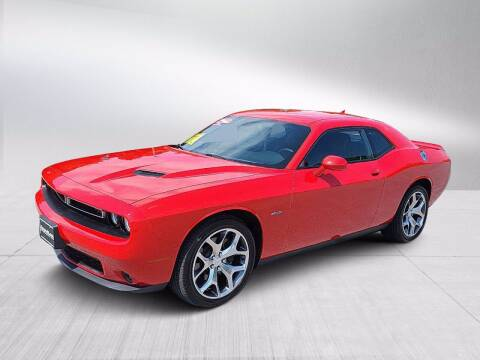 2015 Dodge Challenger for sale at Fitzgerald Cadillac & Chevrolet in Frederick MD