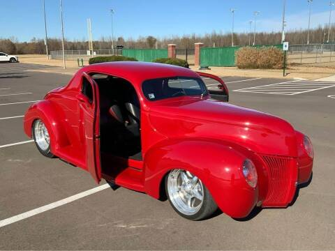 1939 Ford 2dr for sale at CR Garland Auto Sales in Fredericksburg VA