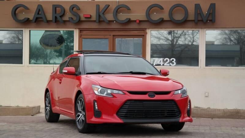 2015 Scion tC for sale at Cars-KC LLC in Overland Park KS