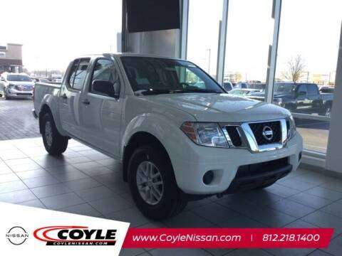 2020 Nissan Frontier for sale at COYLE GM - COYLE NISSAN - Coyle Nissan in Clarksville IN