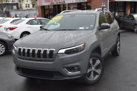 2020 Jeep Cherokee for sale at Foreign Auto Imports in Irvington NJ