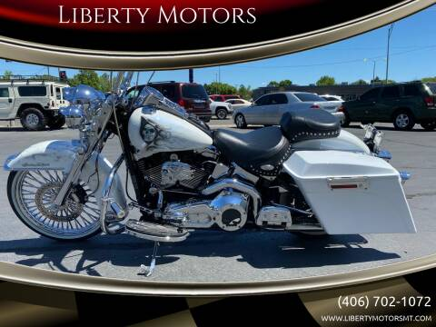 2004 Harley Davidson Heritage Classic for sale at Liberty Motors in Billings MT