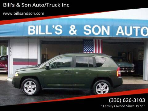 2007 Jeep Compass for sale at Bill's & Son Auto/Truck Inc in Ravenna OH