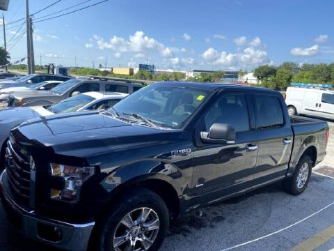 2015 Ford F-150 for sale at ROCKLEDGE in Rockledge FL