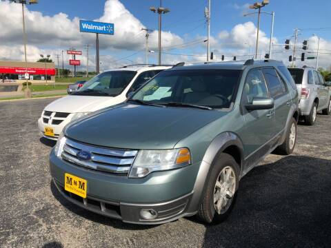 2008 Ford Taurus X for sale at MnM The Next Generation in Jefferson City MO