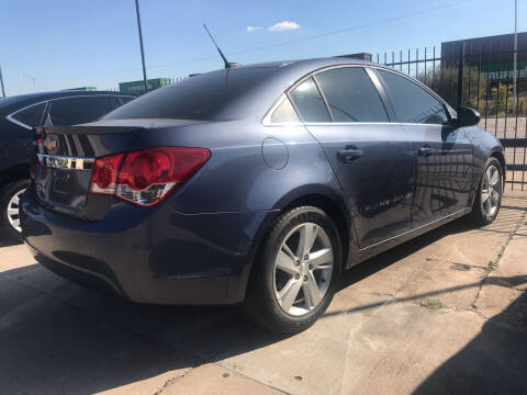 2014 Chevrolet Cruze for sale at Auto Haus Imports in Grand Prairie TX
