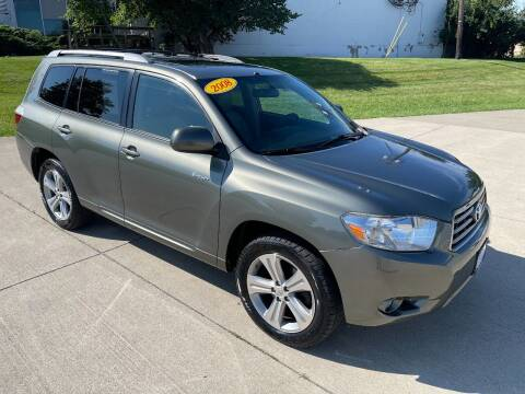 2008 Toyota Highlander for sale at Best Buy Auto Mart in Lexington KY
