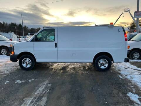 2008 GMC Savana Cargo for sale at Upstate Auto Sales Inc. in Pittstown NY