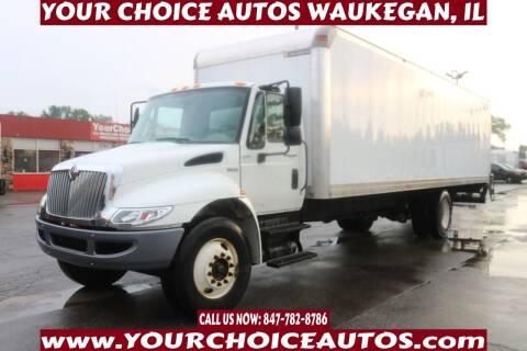 2012 International DuraStar 4300 for sale at Your Choice Autos - Waukegan in Waukegan IL