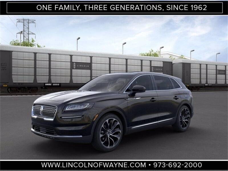 2021 Lincoln Nautilus for sale in Wayne, NJ