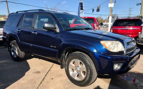 2006 Toyota 4Runner for sale at Steve's Auto Sales in Norfolk VA