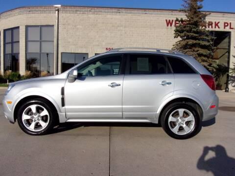 2014 Chevrolet Captiva Sport for sale at Elite Motors in Fargo ND