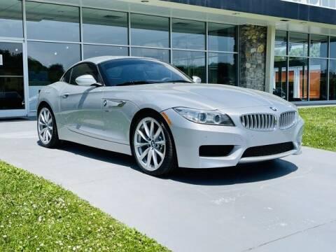 2014 BMW Z4 for sale at RUSTY WALLACE CADILLAC GMC KIA in Morristown TN