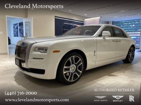 2016 Rolls-Royce Ghost for sale at Drive Options in North Olmsted OH