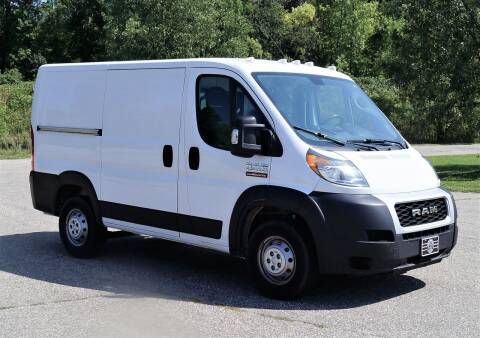2019 RAM ProMaster Cargo for sale at KA Commercial Trucks, LLC in Dassel MN