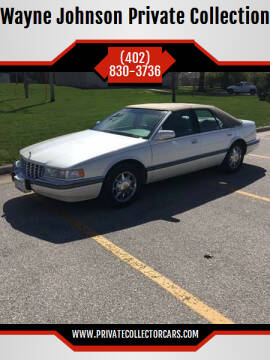 1997 Cadillac Seville for sale at Wayne Johnson Private Collection in Shenandoah IA
