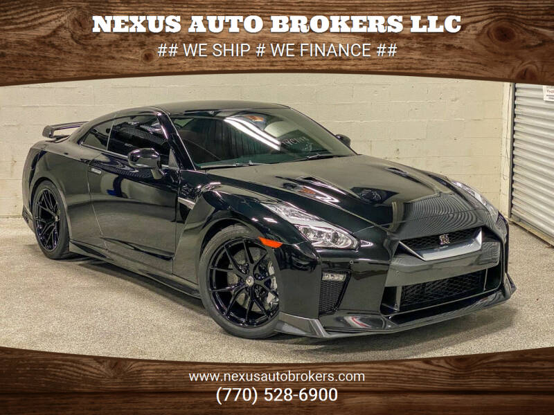 2017 Nissan GT-R for sale at Nexus Auto Brokers LLC in Marietta GA