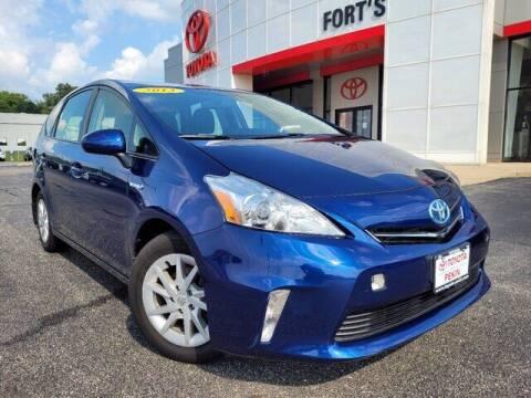 2013 Toyota Prius v for sale at Auto Smart of Pekin in Pekin IL