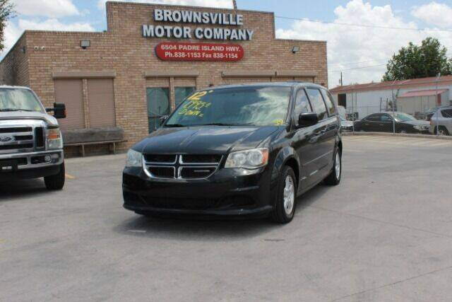 2013 Dodge Grand Caravan for sale at Brownsville Motor Company in Brownsville TX