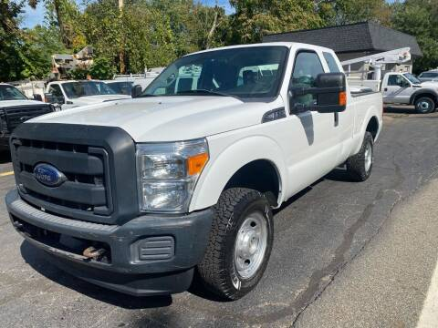 2013 Ford F-250 Super Duty for sale at Advanced Fleet Management in Towaco NJ