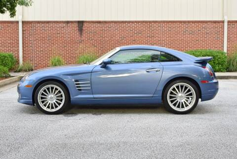 2005 Chrysler Crossfire SRT-6 for sale at Automotion Of Atlanta in Conyers GA