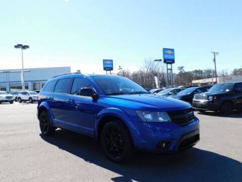 2015 Dodge Journey for sale at Radley Cadillac in Fredericksburg VA