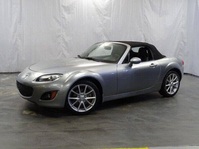 2011 Mazda MX-5 Miata for sale at United Auto Exchange in Addison IL